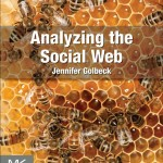 Analyzing the social web book cover