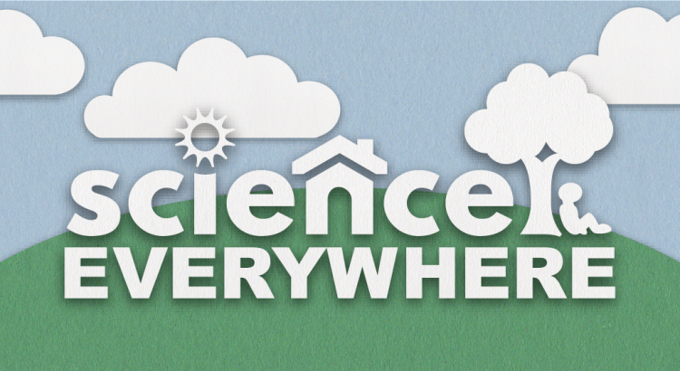 science everywhere logo