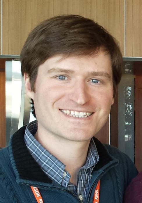 Headshot of David Weintrop.