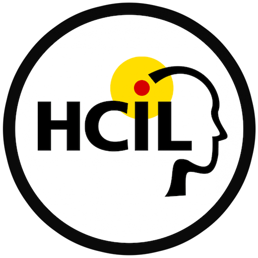 Icon of Human Computer Interaction Lab (HCIL).