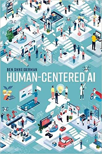 cover image for Human-Centered AI